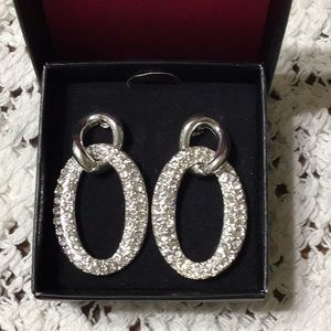 NWOT Luxe Link Earrings